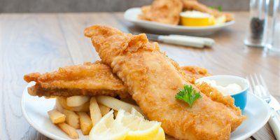 Cómo empanizar pescado como de restaurante
