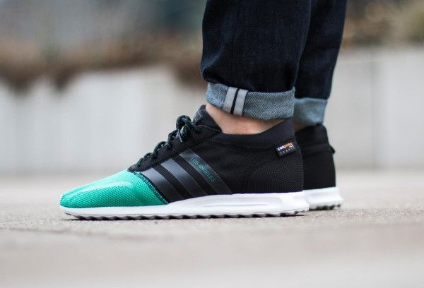 Adidas Los Angeles Cordura Shock Mint pour homme (2016