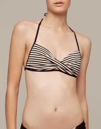 Bikini de rayas - Oysho ss13