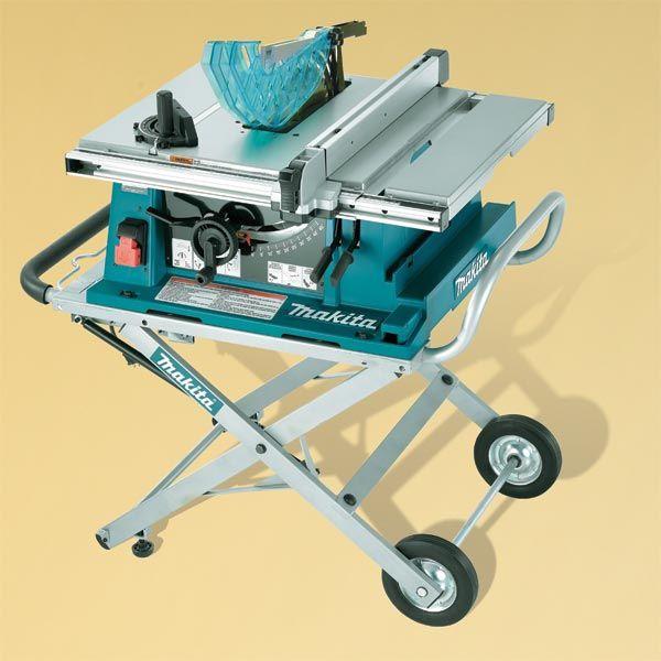 Makita 2705 TOH Tested Portable Table Saw