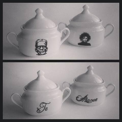 Aceesorios de mesa Tea & Suga