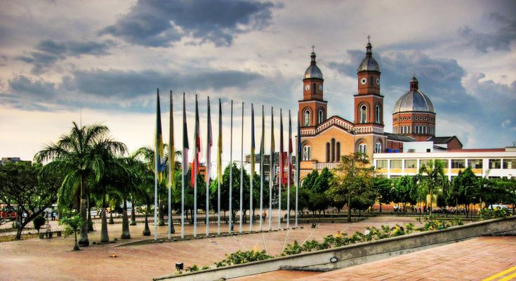 Plaza de Armenia, Colombia