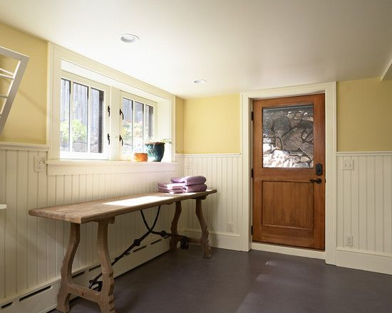 Bead board idea for bedroom