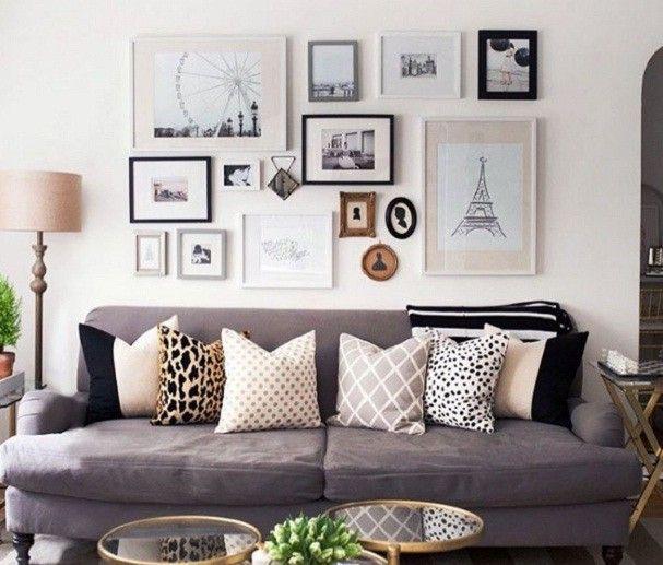 Decoração: Gallery wall é tendência. Aprenda já a montar a sua Mais