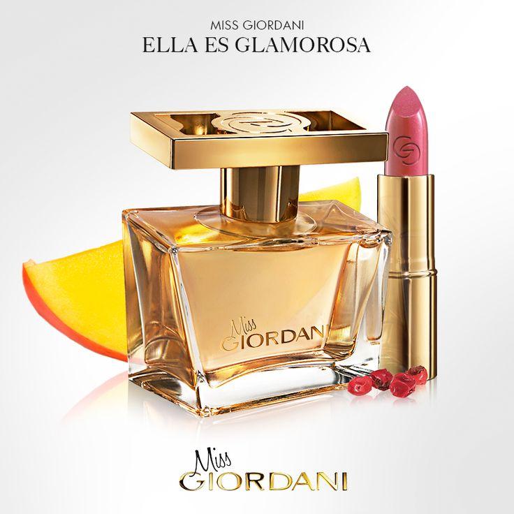 ¿Eres de las que adelanta las compras y ya piensas en el regalo de tu #mamá? Miss Giordani es una Eau de Parfum que se fija por mayor tiempo, con notas de nerolí y mango. ¡Este set que incluye un #labial #FPS 15 le encantará! #Fragancia #OriflameMX