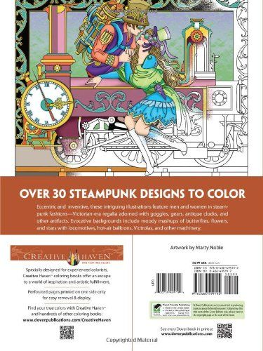 70 Best Steampunk Coloring Pages Images On Pinterest