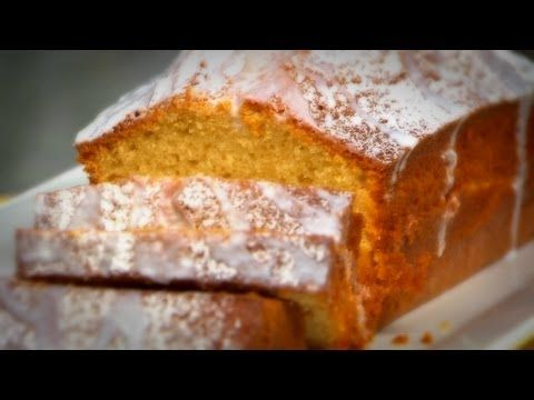 Dulces secretos - Keke de vainilla con yogurt - YouTube