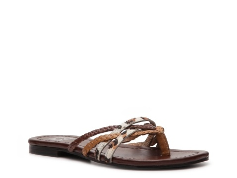 BX by Bronx Braided Sandal