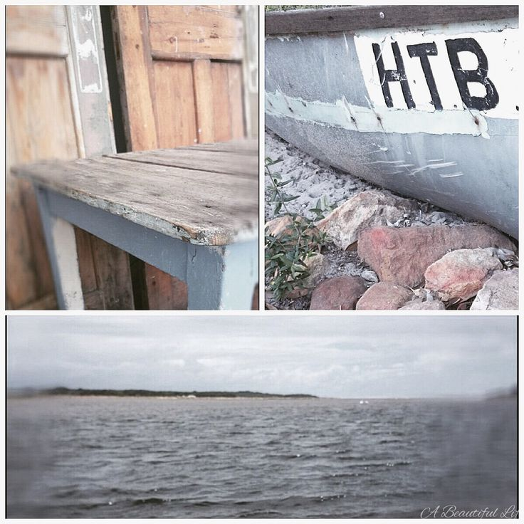 To the sea:  Kalk Bay antiques, boat Hout Bay, between Hermanus and Stanford
