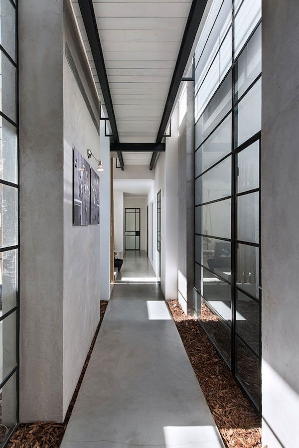 vosgesparis: A huge loft designed by Israelian architects Neumann Hayner