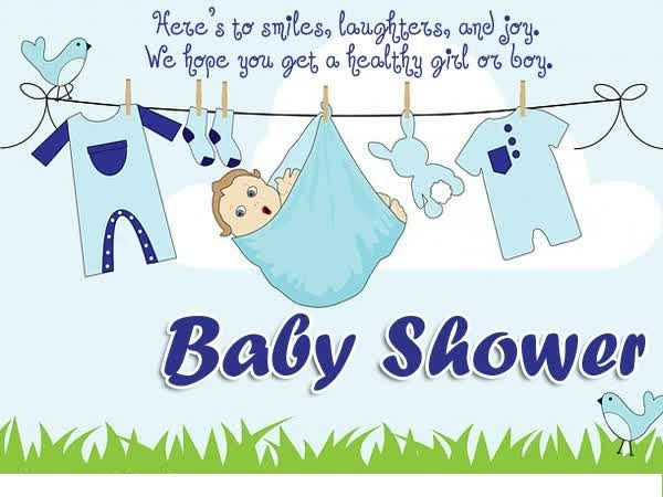 best baby shower messages images on   baby shower, Baby shower invitation