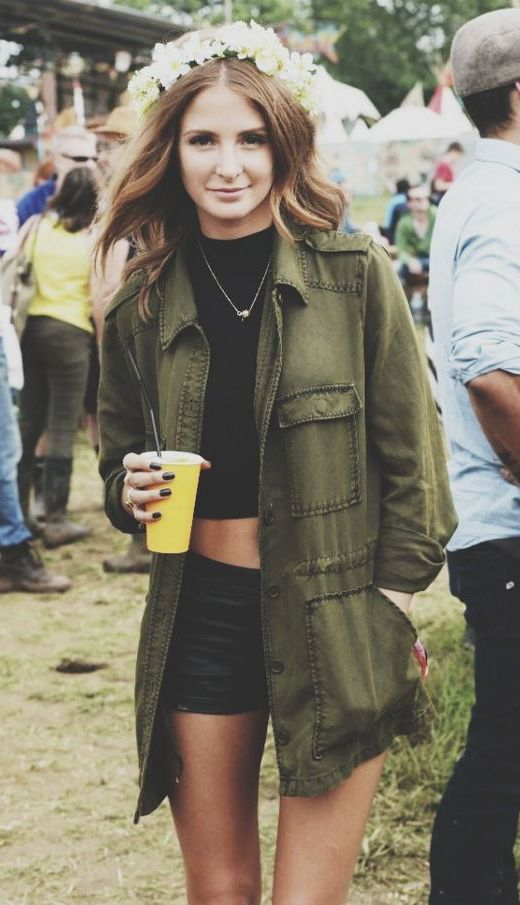 10 Perfect and Trendy Festival Outfits
