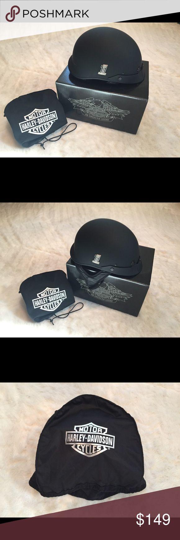 Harley-Davidson Half-Spoiler Motorradhelm Excellent Used Condition (EUC) (a …   – My Posh Picks