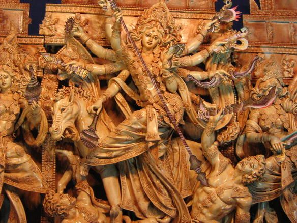 Goddess Durga: Goddess of Power (Shakti)