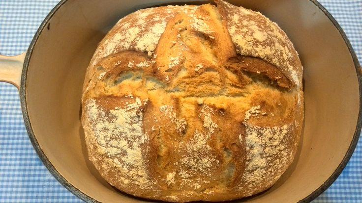 Pan casero Home made bread