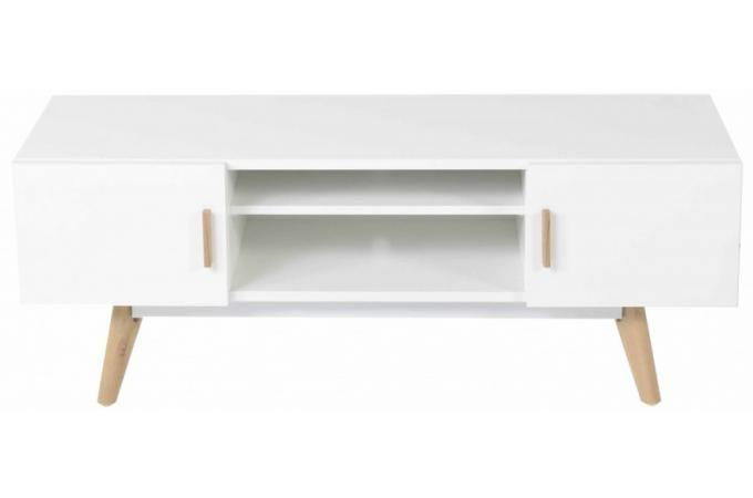 25 best ideas about meuble tv blanc on pinterest meuble