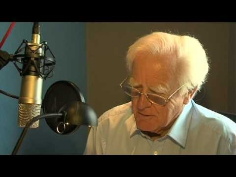 John le Carré reading an extract of Our Kind of Traitor, courtesy of BBC Audiobooks and Waterstones