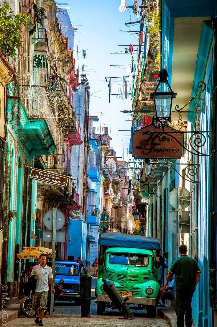 Cuba-10 Most Beautiful Island Countries in the World