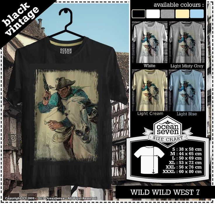 Kaos Cowboy   western   The wild Wild west 1