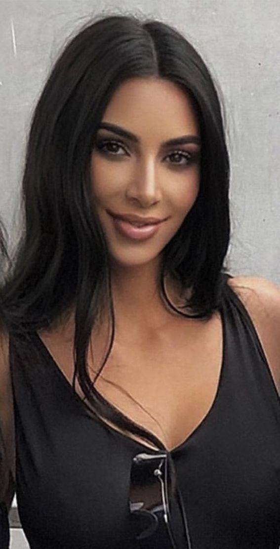 Kim Kardashian Makeup Kim Kardashian Hair Kardashian Hair