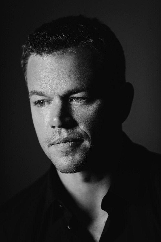 "Matthew Paige ""Matt"" Damon (1970) - American actor and filmmaker. Photo © Jeff Vespa"