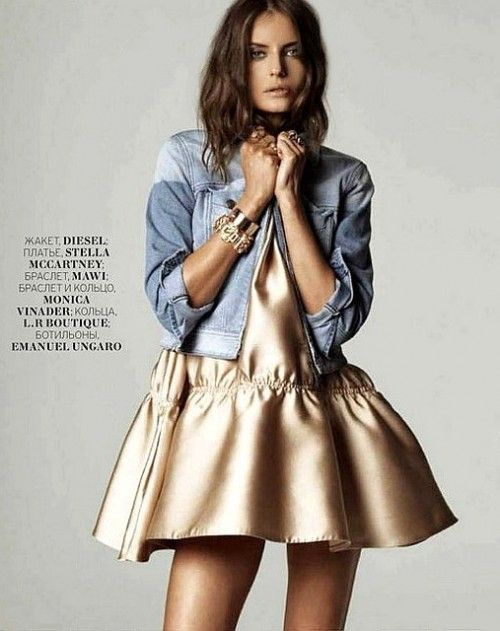 Love this Stella McCartney dress.