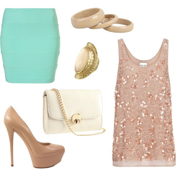 Color pop!, created by uniondancer on Polyvore