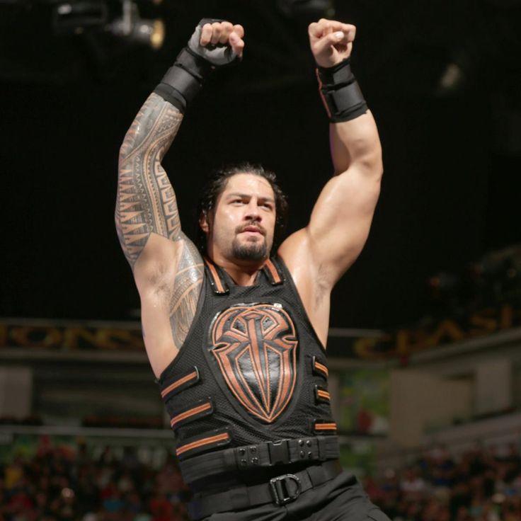 Rusev vs. Roman Reigns – United States Championship Match: photos
