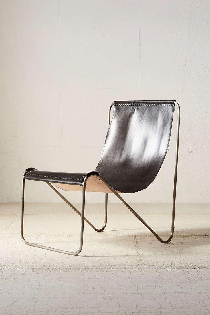 Modern sling chairs - Urbnite Maddox Sling Chair