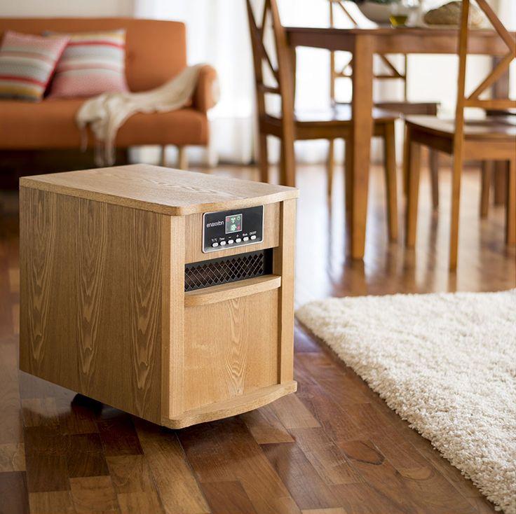 ¡Mantén tu habitación cálida con una estufa que vaya con tu decoración! #SodimacHomecenter #Sodimac #Homecenter