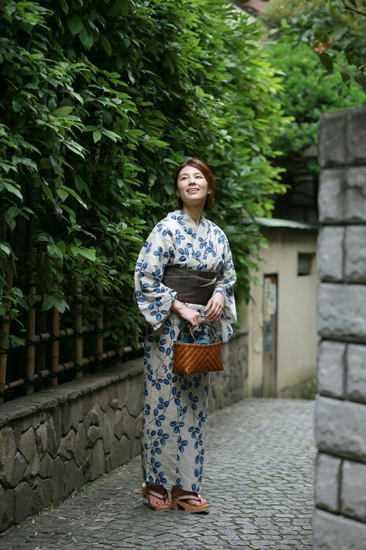 summer Yukata   https://www.instagram.com/yocco.post/
