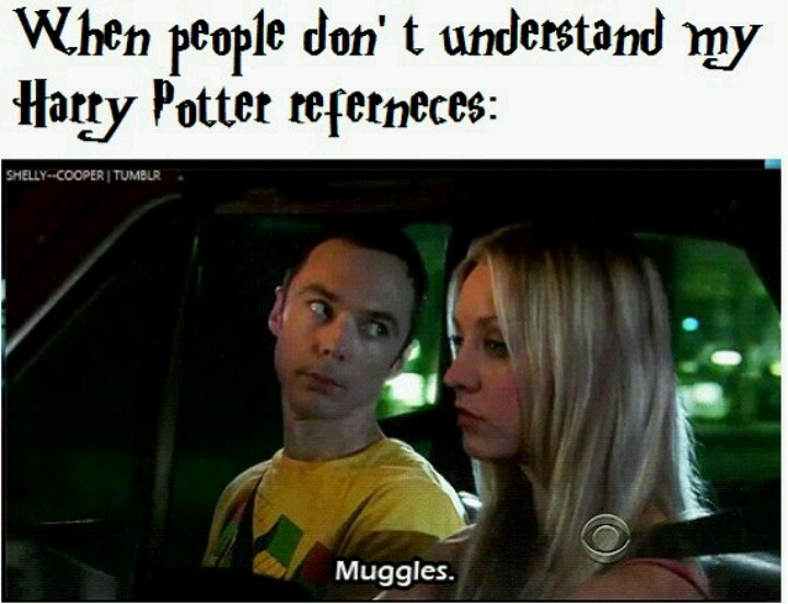 "HP Obsession. My teacher said ""ridiculous"" in such a way that my classmates repeated the word, but when I flourished my hand as if there was a wand and said ""riddikulus"" not one got it"