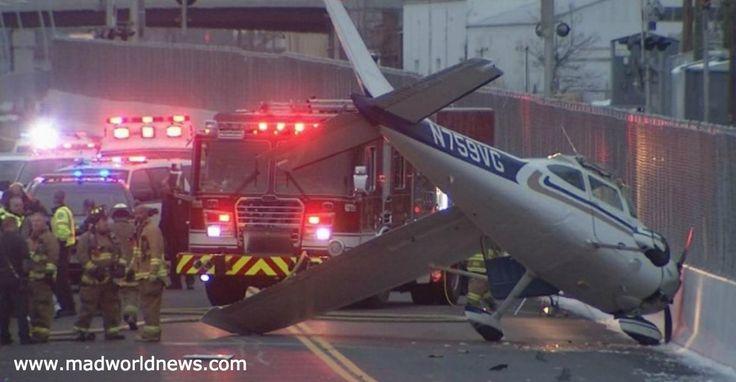 Connecticut Plane Crash Survivor Reveals 1 Chilling Detail About Pilot