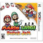 Mario & Luigi: Paper Jam Nintendo 3DS (3DS) BRAND NEW / FACTORY SEALED!