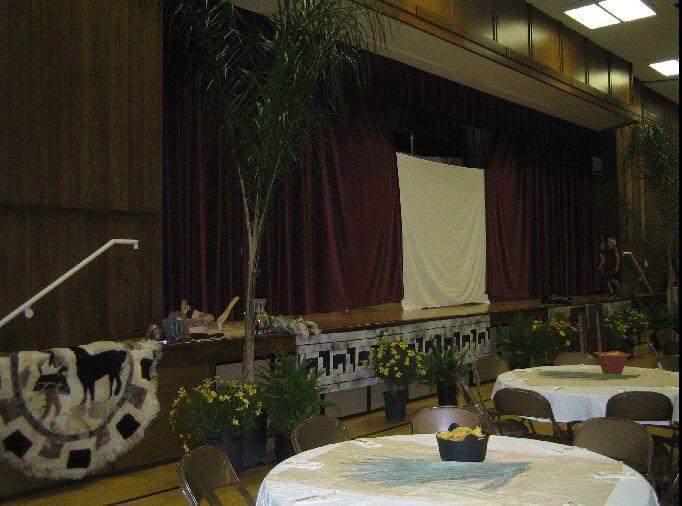 High School Christmas Party Ideas Part - 33: Ward Christmas Party Idea- A Night In Zarahemla