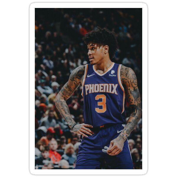 Kelly Oubre Jr Sticker Sticker Kelly Oubre Kelly Oubre Jr Basketball Players Nba