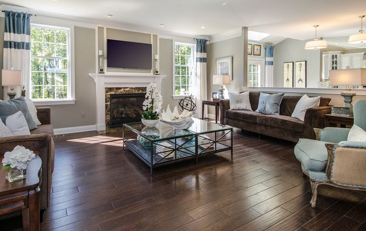 Dream Home Living Room