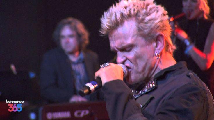 """Billy Idol Rocks:  SuperJam 2013: Billy Idol sings T. Rex's """"Bang A Gong (Get It On)"""""""
