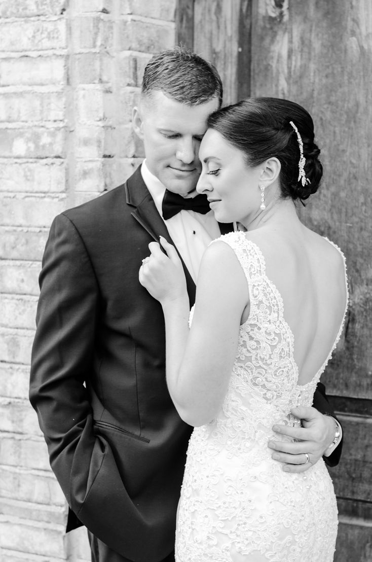 Elegant Military Wedding by Amy Allen Photography » The Black Tie Bride