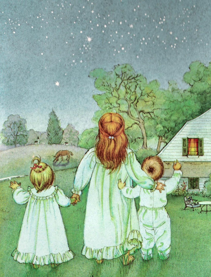 Eloise Wilkin ~ My all-time favorite children's book illustrator