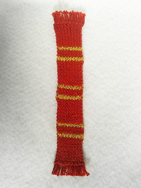 Ravelry: NanniClover's Gryffindor / Harry Potter / Hogwarts House Bookmark…