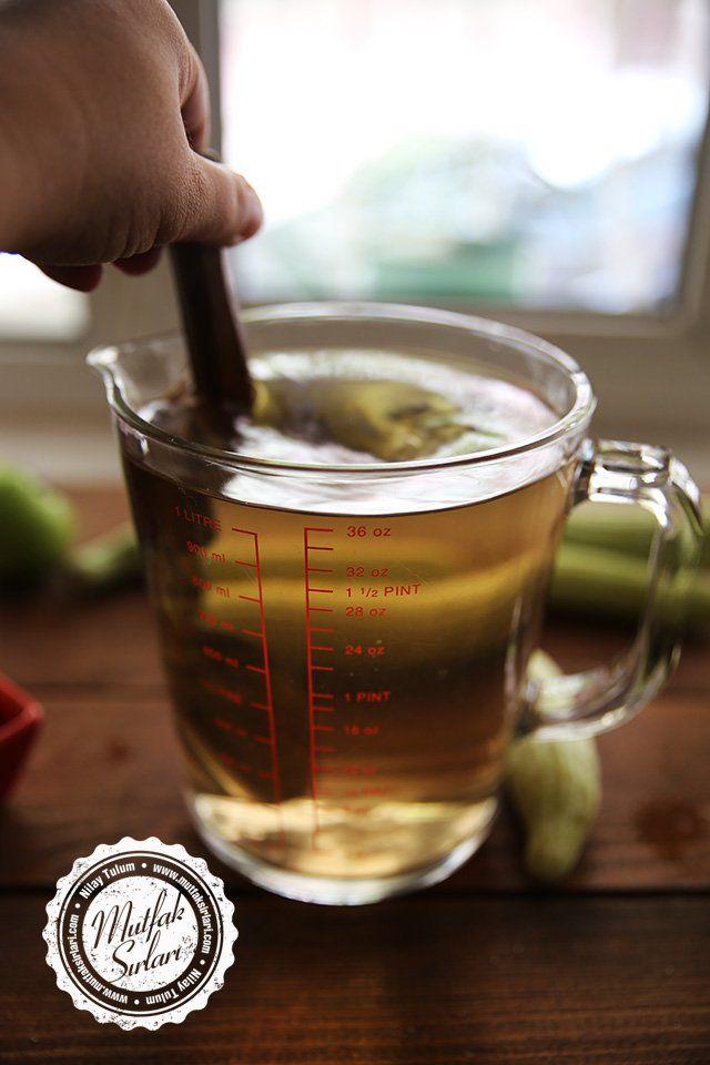 Turşu Suyu Ölçüleri Tarifi | Mutfak Sırları