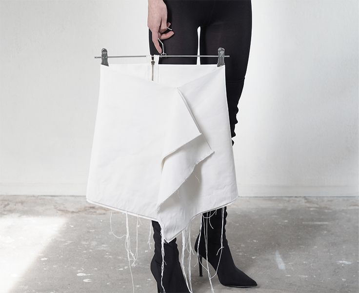 DIY 15 minute sideway frill skirt