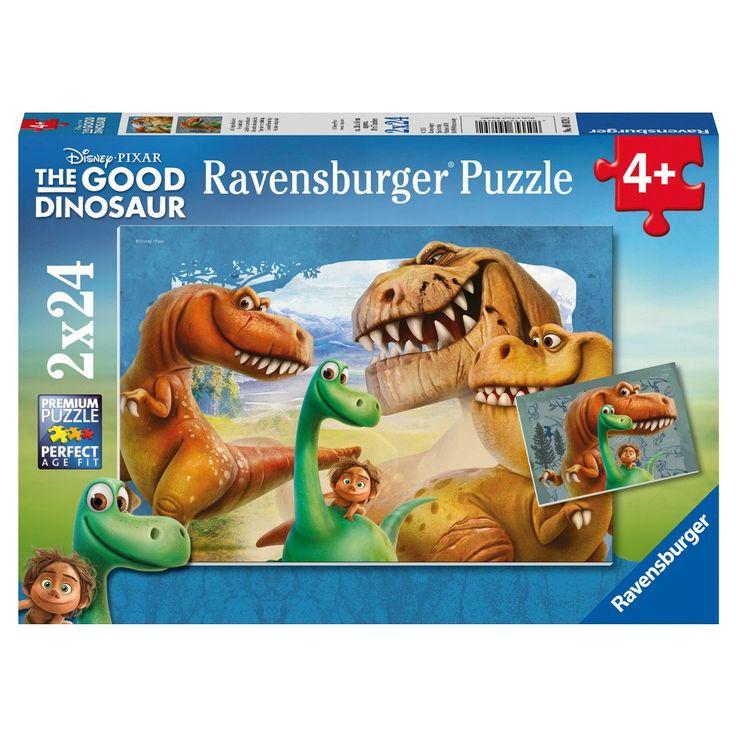 Popular Ravensburger Disney The Good Dinosaur The Good Dinosaur Puzzles in a Box x