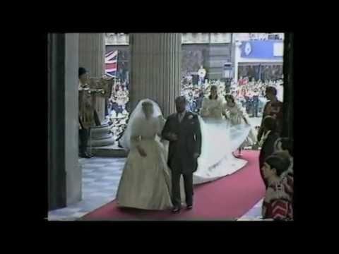 Princess Diana S Wedding March Fanfares