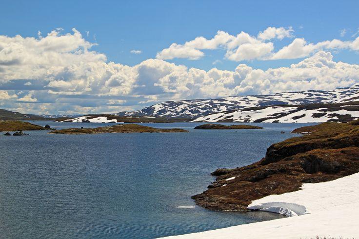Ståvatn på Haukelifjell juli 2014. Norway