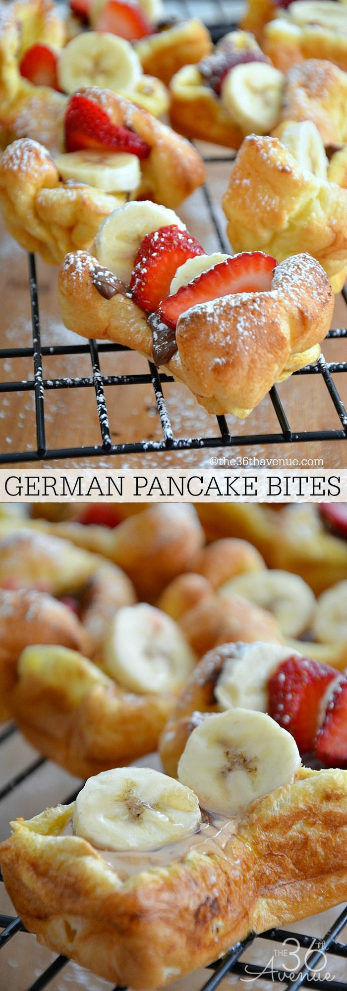 Pancake for sneakers sale Recipe German Pancakes German   and skateboard Pancakes  Recipes Easy   Pancake Bites   Bites
