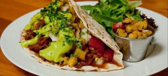 Tacos Vegani