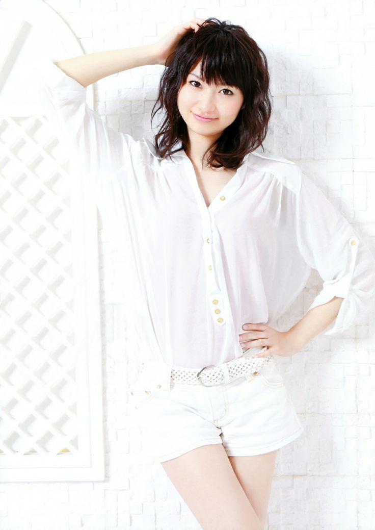 Tomatsu Haruka in white.