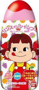バンダイ ペコちゃんリンスインシャンプー:Amazon.co.jp:美容/健康